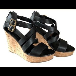 Gap Platform Wedge Sandal